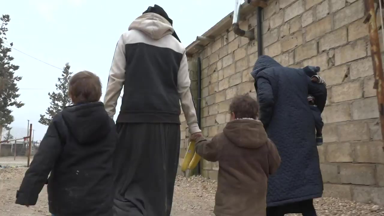 046bbda7 Svenske Lisa var IS-brud, nå vil hun hjem med barna – Urix